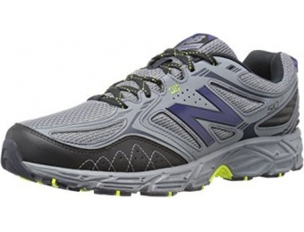 25% off New Balance Men's 510v3 Trail Running Shoe