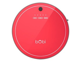 73% off Bobsweep Bobi Pet Robot Vacuums, Scarlet