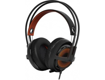 $60 off SteelSeries Siberia 350 Circumaural Gaming Headset