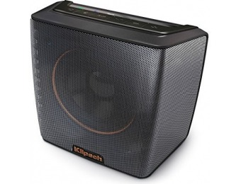 $80 off Klipsch Groove Portable Bluetooth Speaker