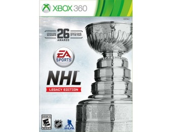 55% off NHL Legacy Edition - Xbox 360