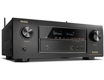 $400 off Denon AVR-X3300W 7.2 Ch 4K Ultra HD A/V Receiver