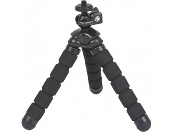 50% off Monoprice Small Flexible Tripod