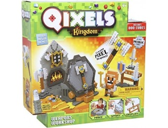 72% off Qixels S3 Kingdom Weapons Workshop