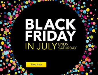 Best Buy Black Friday in July Sale