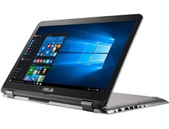 "$255 off Asus VivoBook Flip Convertible 15.6"" Laptop"