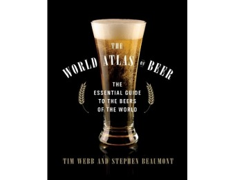 75% off The World Atlas of Beer: The Essential Guide (Hardcover)