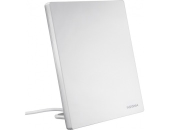 57% off Insignia Multidirectional HDTV Antenna