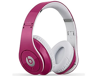 45% off Beats By Dr. Dre Studio Over-Ear Headphones (Pink)