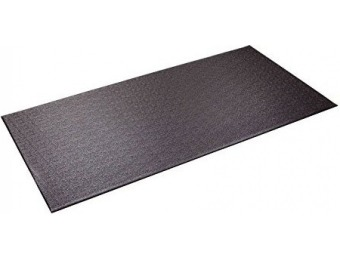 43% off SuperMats Heavy Duty P.V.C. Mat for Fitness