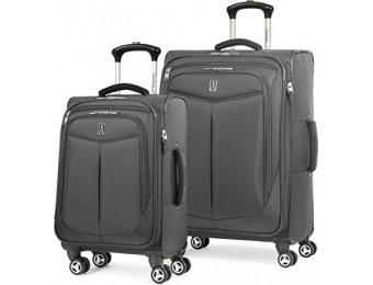 "$402 off Travelpro Inflight 2 Piece (21""/25"") Spinner Luggage Set"