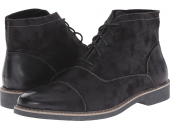 69% off Deer Stags Bristol (Black) Men's Shoes