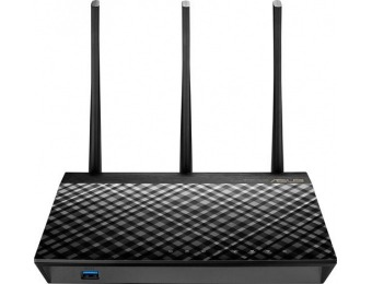 $50 off Asus Wireless AC1750 Dual-Band Wi-Fi Router