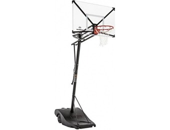 "$120 off Silverback NXT Portable Basketball Hoop (54"" Backboard)"