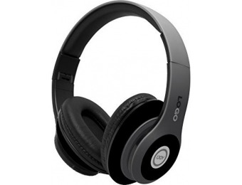 85% off iJoy Matte Rechargeable Bluetooth Foldable Headphones