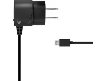 74% off Just Wireless Micro USB Wall Charger
