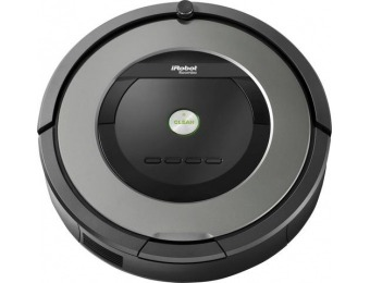$220 off iRobot Roomba 877 Self-Charging Robot Vacuum