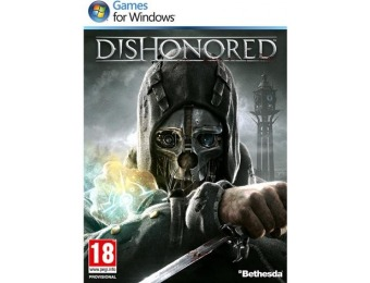 75% off Dishonored (Online Game Code)