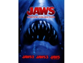 50% off Jaws 3-Movie Collection (DVD)