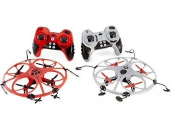 71% off Air Wars Battle Drones 2.4 GHz 2-pack