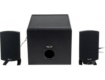 $100 off Klipsch ProMedia 2.1 Bluetooth Speaker System (3-Piece)