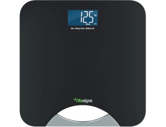 76% off Vitasigns Personal Scale
