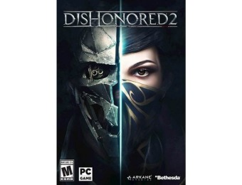 59% off Dishonored 2 - Windows