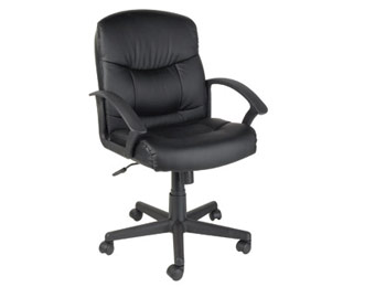 $27 off Glee II Mid-Back Manager Office Chair