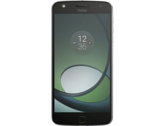 $100 off Motorola Moto Z Play 4G LTE 32GB Cell Phone (Unlocked)