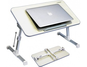 52% off Avantree Quality Adjustable Laptop Table