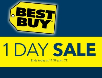 Best Buy 1 Day Sale - Save on iPad, iPhone, TVs, Laptops & More