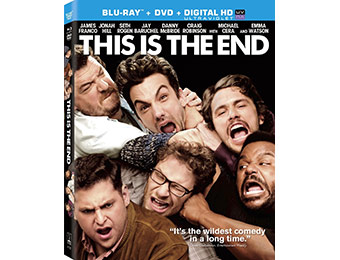 54% off This Is the End (Blu-ray + DVD + Ultraviolet Digital Copy)