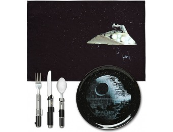 80% off Star Wars Death Star Dinner Set