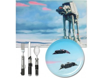 80% off Star Wars Hoth Dinner Set by ThinkGeek