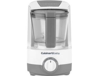 $40 off Cuisinart 4-Cup Baby Food Maker and Bottle Warmer
