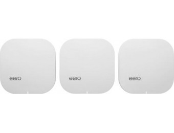 $220 off eero AC Whole Home Wi-Fi System (3-pack)