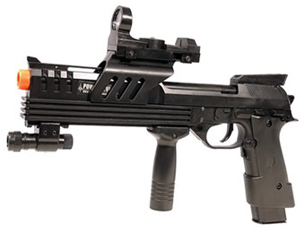 67% off Full Auto Tactical 2030A Red Dot Scope Airsoft Pistol