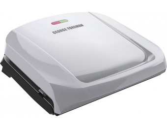 50% off George Foreman Electric Grill - Platinum
