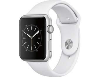 $20 off Apple Watch Series 1 42mm Silver Aluminum Case