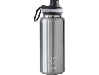 50% off Takeya 32oz. Stainless Steel Thermoflask