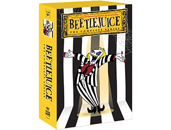 66% off Beetlejuice: The Complete Series (DVD)