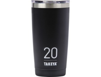 64% off Takeya Originals 20-Oz. Insulated Stainless Steel Tumbler