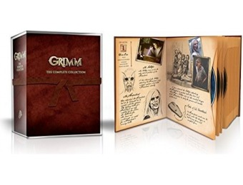 $107 off Grimm: The Complete Collection (DVD)