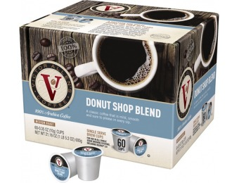 50% off Victor Allen's Donut Shop Blend (60-Pack)