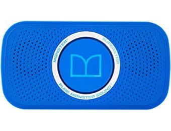 80% off Monster Power Superstar High Definition Bluetooth Speaker