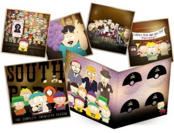 49% off South Park: The Complete Twentieth Season (Blu-ray/DVD)