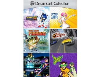 84% off Dreamcast Collection (Online Game Code)