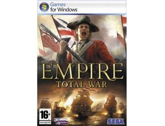 77% off Empire: Total War (Online Game Code)