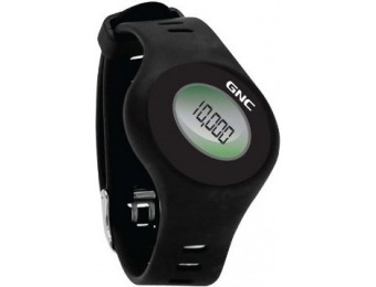 87% off GNC Bluetooth Waist Clip and Watch Band Pedometer