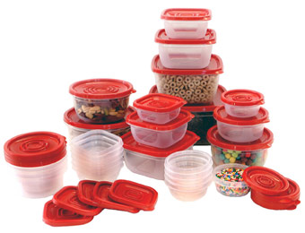 64% off Anchor Hocking 50pc Plastic Storage Set
